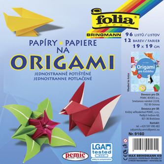 Papíry na origami