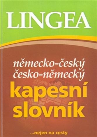 Německo-český česko německý kapesní slovník - Kolektiv autorů