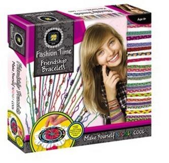 Fashion Time Výroba náramků přátelství