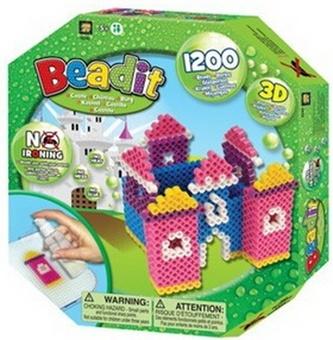 Beadit 3D hrad