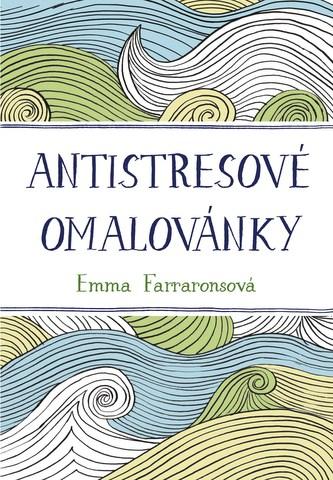 Antistresové omalovánky - Emma Farraronsová