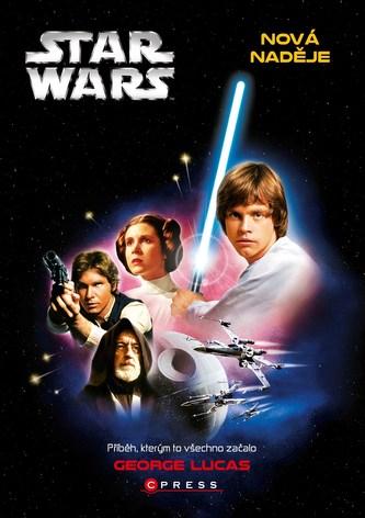 Star Wars: Nová naděje - George Lucas