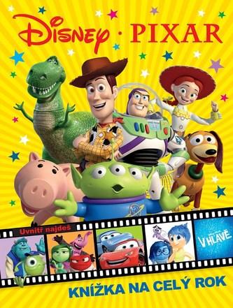 Disney PIXAR Knížka na celý rok
