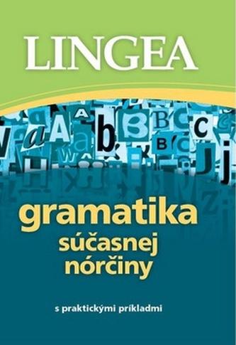Gramatika súčasnej nórčiny