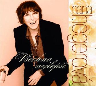 Všechno nejlepší Hana Hegerová - 2CD - Hegerová Hana