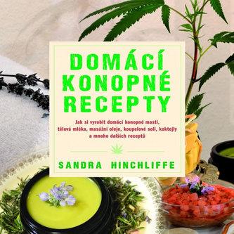Domácí konopné recepty - Sandra Hinchliffe