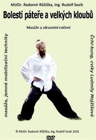 DVD Bolesti páteře a velkých kloubů 2 - Růžička, Radomír; Sosík, Rudolf