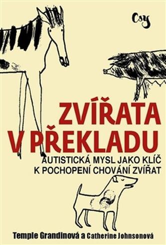 Zvířata v překladu - Temple Grandinová