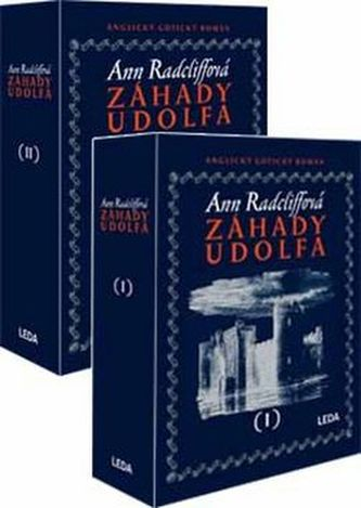 Záhady Udolfa - Ann Radcliffová