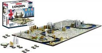 4D City Puzzle Londýn