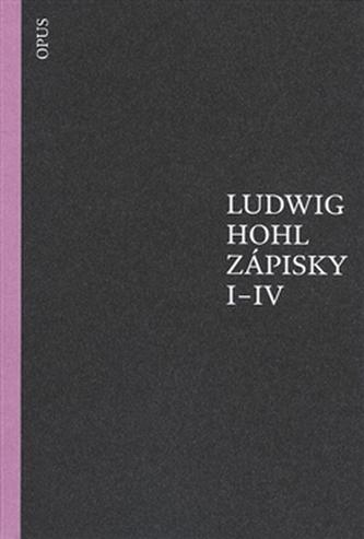 Zápisky I-IV - Ludwig Hohl