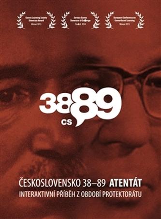 DVD-Československo 38-89: Atentát - kol.