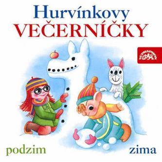 Hurvínkovy večerníčky podzim, zima - CD - kolektiv