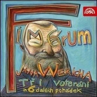Fimfárum Jana Wericha-Tři Veteráni 2CD - Werich Jan