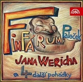 Fimfárum Jana Wericha - Paleček a 4 další pohádky 2CD - Werich Jan