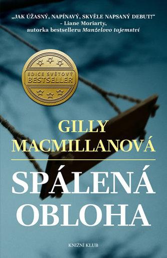 Spálená obloha - Macmillanová Gilly