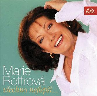 Všechno nejlepší - Marie Rottrová CD - Rottrová Marie