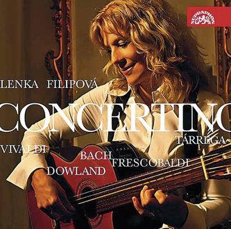 Filipová Lenka - Concertino CD - Filipová Lenka