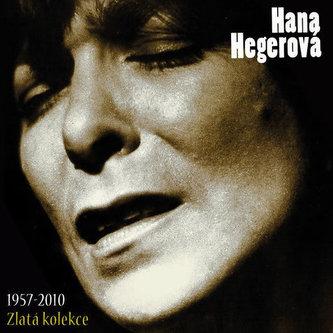 Hana Hegerová - Zlatá kolekce/ 1957-2010 3CD - Hegerová Hana