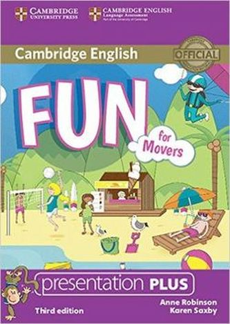 Fun for Movers Presentation Plus - Anne Robinson; Karen Saxby