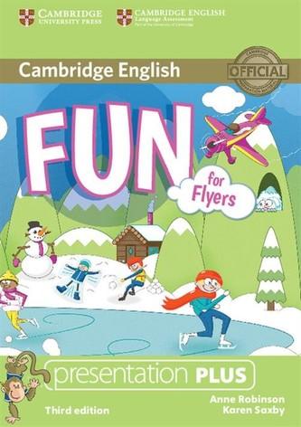 Fun for Flyers Presentation Plus - Karen Saxby; Anne Robinson