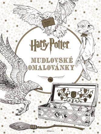 Harry Potter: Mudlovské omalovánky - J. K. Rowlingová