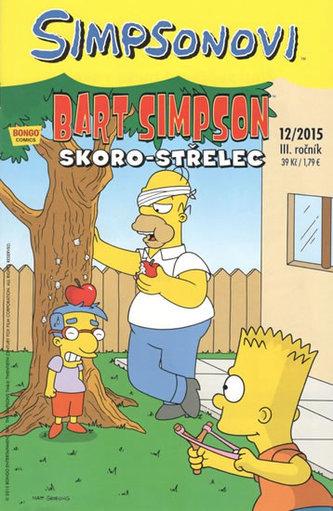 Bart Simpson Skoro-střelec - Groening Matt
