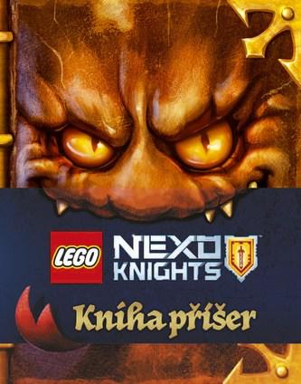 LEGO® NEXO KNIGHTS™ Kniha příšer - kolektiv