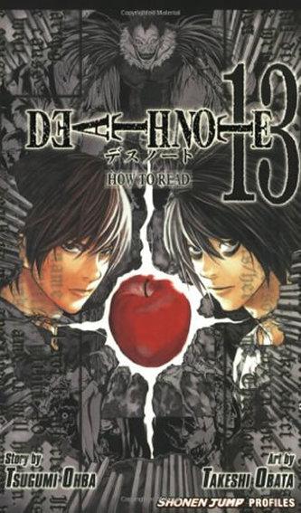 Death Note - Zápisník smrti 13 (How to read Death Note) - Oba Cugumi, Obata Takeši,