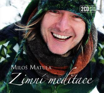Zimní meditace - DELUXE 2 CD - Matula Miloš