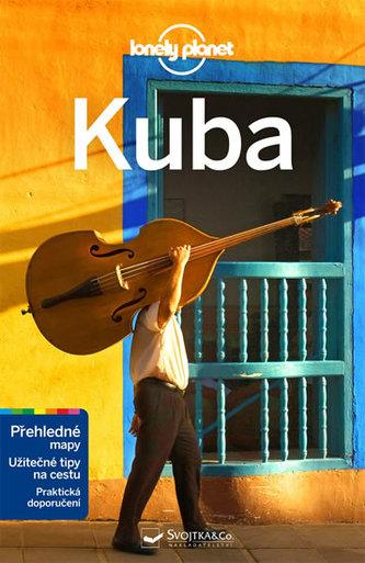 Kuba - Lonely Planet - neuveden