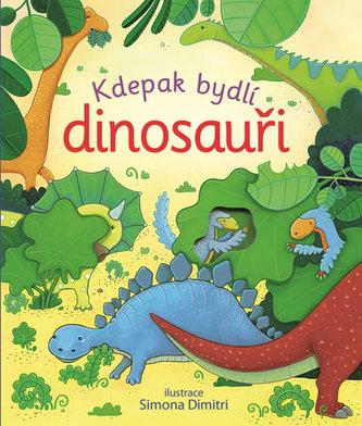 Kdepak bydlí dinosauři - neuveden