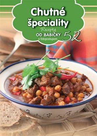 Chutné špeciality (52)