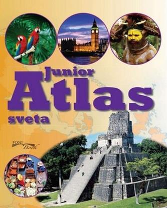Junior Atlas sveta - Kolektív autorov