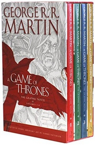 A Game of Thrones - The Graphic Novels Volumes 1 – 4