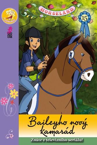 Horseland 15 Baileyho nový kamarád