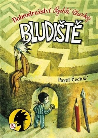 Bludiště - Pavel Čech