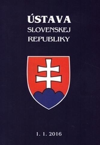 Ústava Slovenskej republiky, 12. vydanie