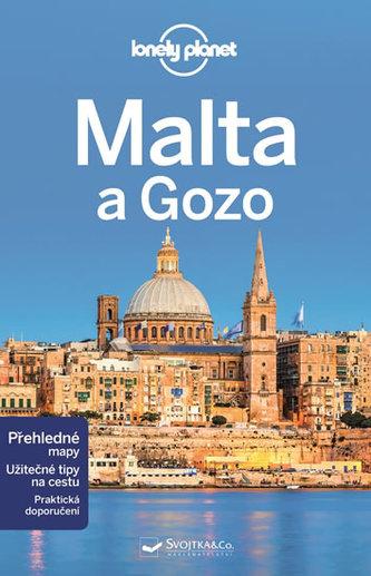Malta a Gozo - Lonely Planet - neuveden
