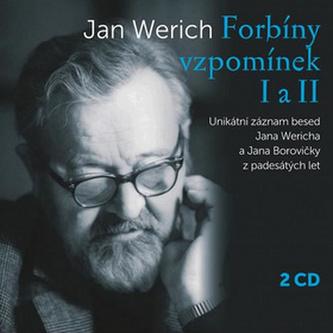 Záznamy z let 1958/1959 - Forbíny vzpomínek - 2CD - Werich Jan