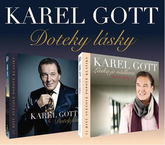 Doteky lásky - 2CD - Gott Karel