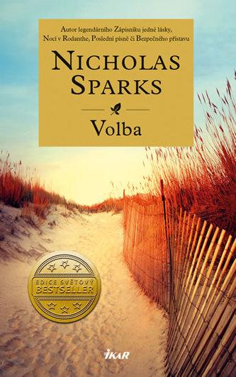 Volba - Sparks Nicholas