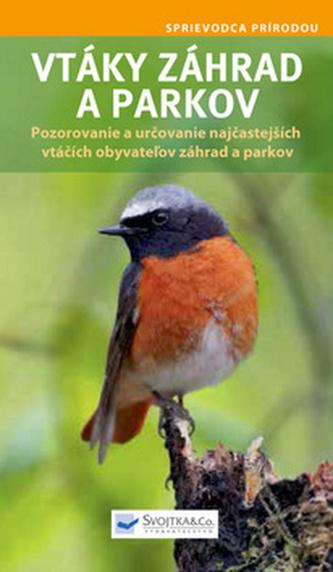 Vtáky záhrad a parkov