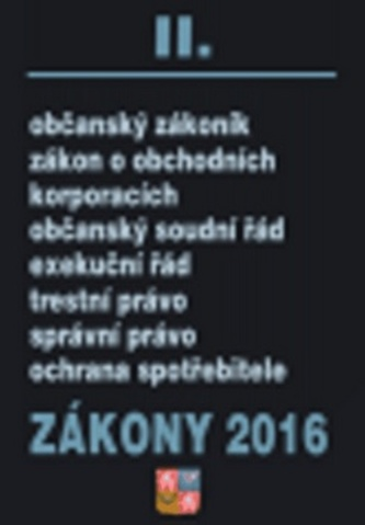 Zákony II/2016
