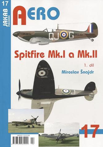 Spitfire Mk.I a Mk.II - 1.díl - Šnajdr Miroslav
