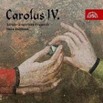 Hudba doby Karla IV. - CD - Schola Gregoriana Pragensis