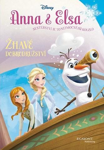Ledové království - Žhavé dobrodružství - Disney Walt