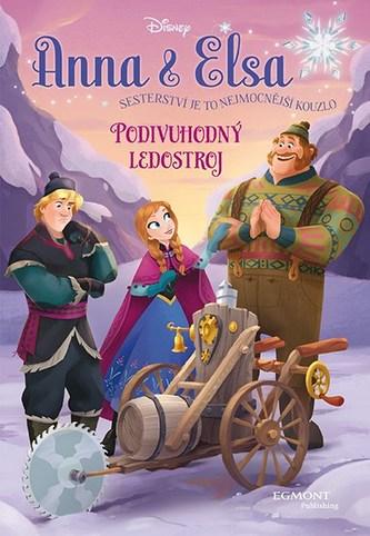 Ledové království - Podivuhodný ledostroj - Disney Walt