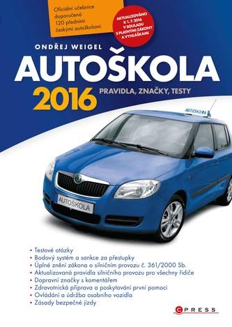 Autoškola 2016 - Ondřej Weigel