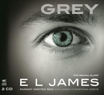 Grey (audiokniha) - E L James